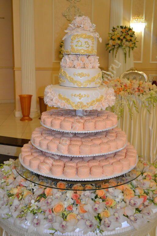 Торт свадебный цена за кг